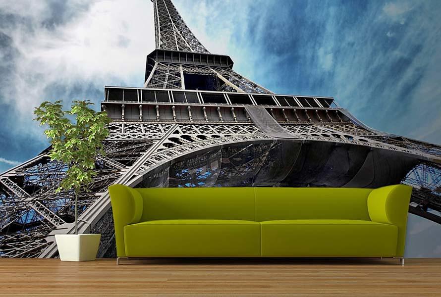 Fototapeta Eiffelovka 352 Tapety Pariz Eiffelova Vez Tapetymix