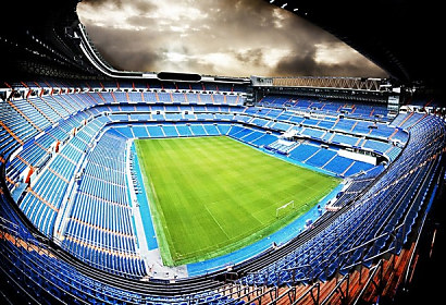 Fototapeta Real Madrid stadion 284