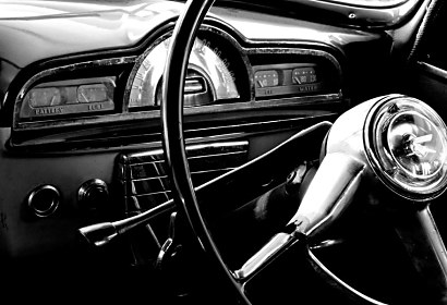 Fototapeta Car Interior 161