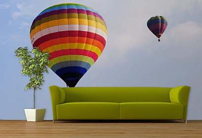 fototapety - air balloons