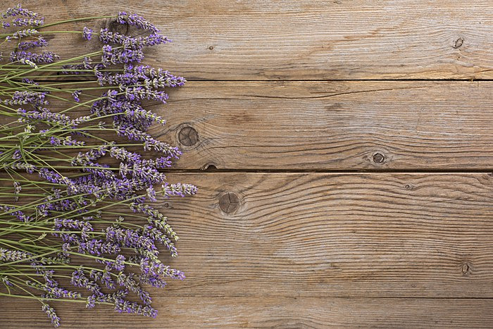 Tapeta Wooden wall lavender 85126180